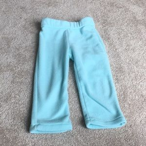 Cozy Toddler Girl Joggers 2T